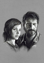Load image into Gallery viewer, Joel & Ellie/The Last of Us