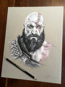 Kratos/God of War/Original