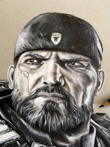 Marcus Fenix/Gears of War/Original