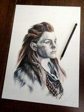 Load image into Gallery viewer, Aloy Original by Wil Shrike