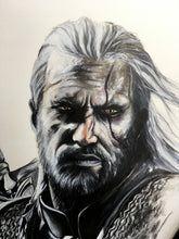 Load image into Gallery viewer, Geralt of Rivia/The Witcher/Original