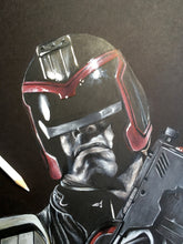 Load image into Gallery viewer, JUDGE DREDD/Original