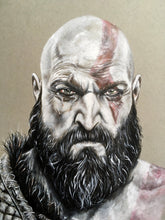 Load image into Gallery viewer, Kratos/God of War/Original