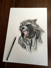 Load image into Gallery viewer, Rocket Racoon/Original