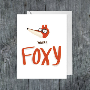 You're Foxy