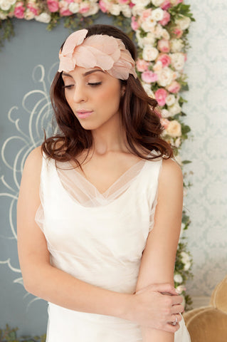 Feather headband  Style#1203