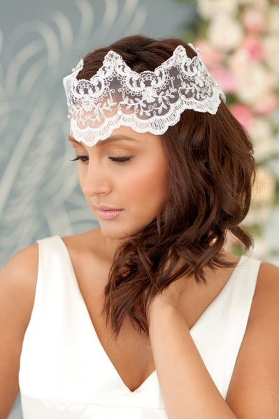 Lace crown- Style #1201