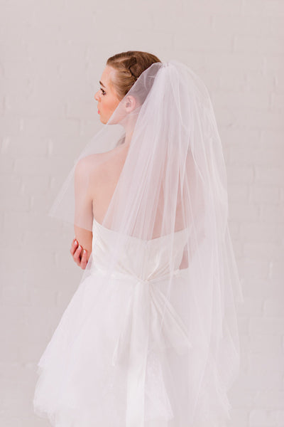 Three Tier Veil - Style #1301