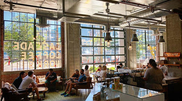 4 Great Coffee Shops in Downtown Seattle
