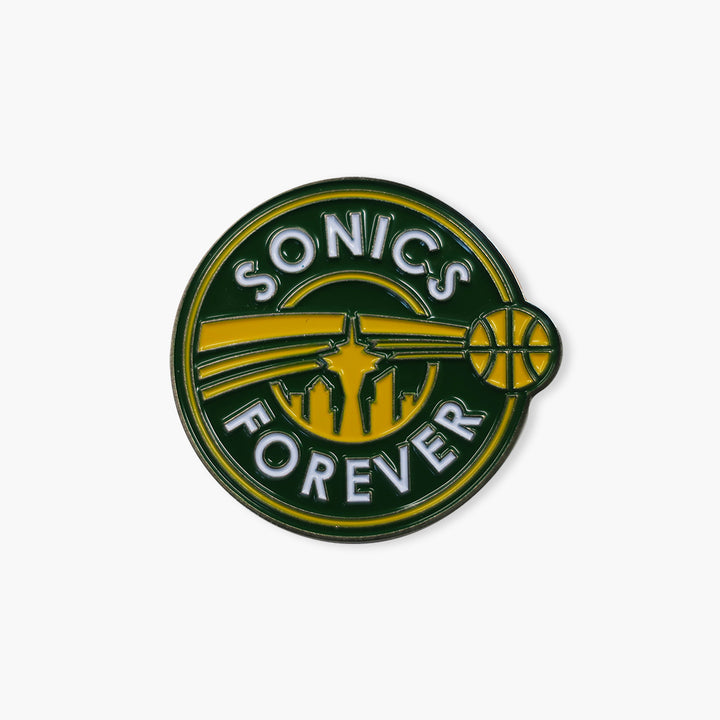 Sonics Forever Collector's Pin