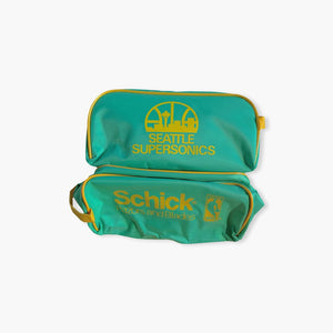 Bag - Seattle SuperSonics Vintage Vanity Bag