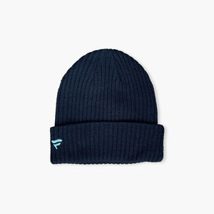 Beanie - Seattle Kraken Black Wordmark Hockey Beanie