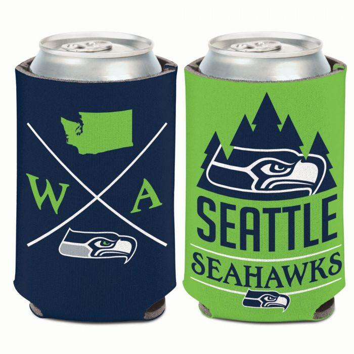 Can Cooler - Seattle Seahawks Hipster Can Cooler