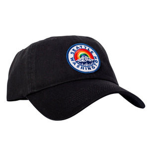 Hat - Seattle Mount Rainier Dad Hat