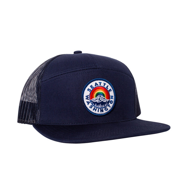 Hat - Seattle Mount Rainier Snapback