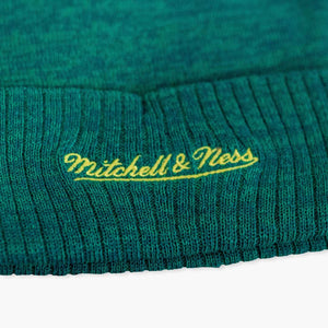 Hat - Seattle SuperSonics Fandom Knit Hat