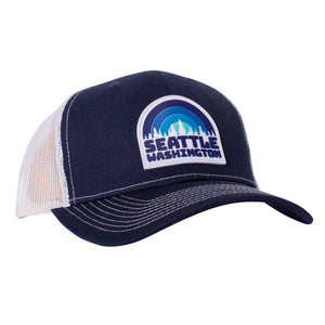 Hat - Seattle Tundra Mesh Trucker