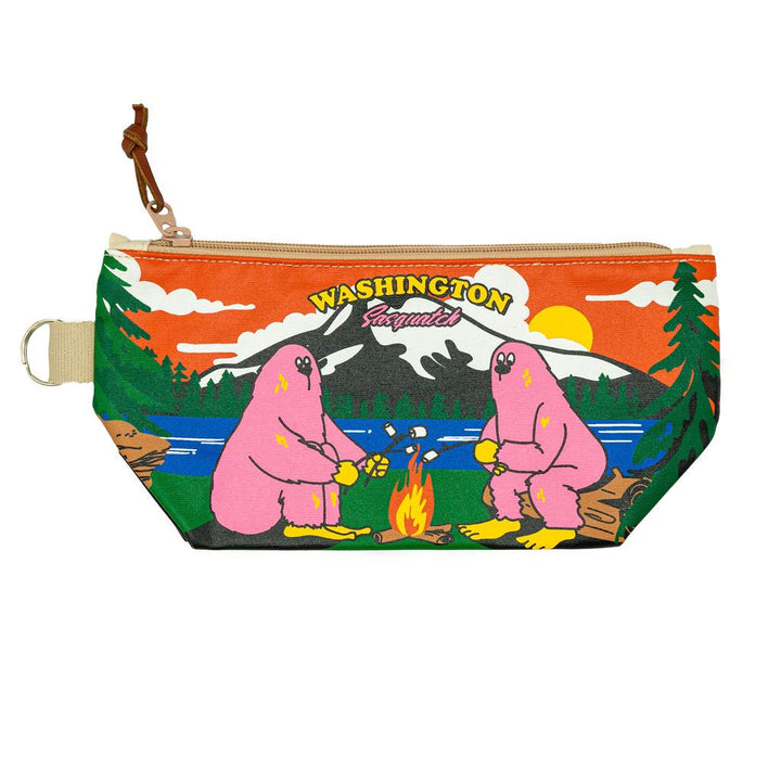 Pouch - Chalo PNW Bigfoot Campers Pouch