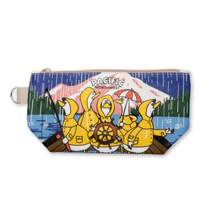 Pouch - Chalo PNW Fishing Ducks Pouch