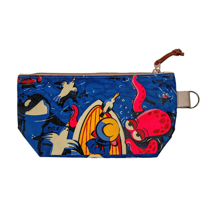 Pouch - Chalo Seattle Marine Life Pouch