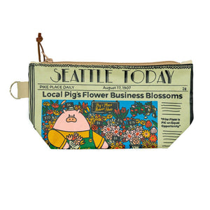 Pouch - Chalo Seattle Today Newspaper Pouch