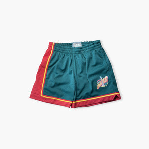 Shorts - Seattle SuperSonics Jump Shot Women's Shorts
