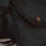 "Load image into Gallery viewer, ""LACEWING"" CROSSBODY BAG- Olive"