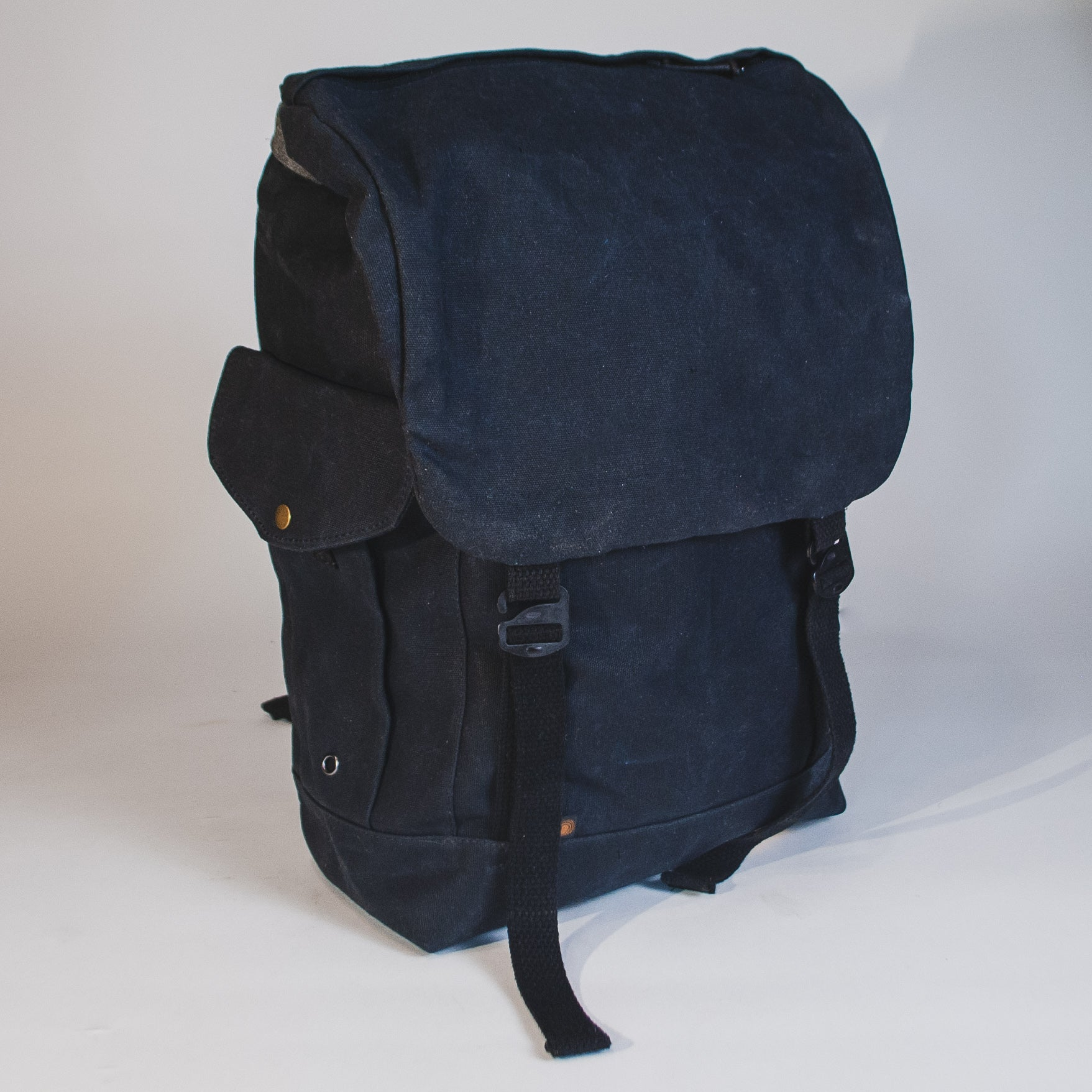 MADE TO ORDER - DAY PACK- BLACK