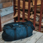 CARRY-ON DUFFLE - Black