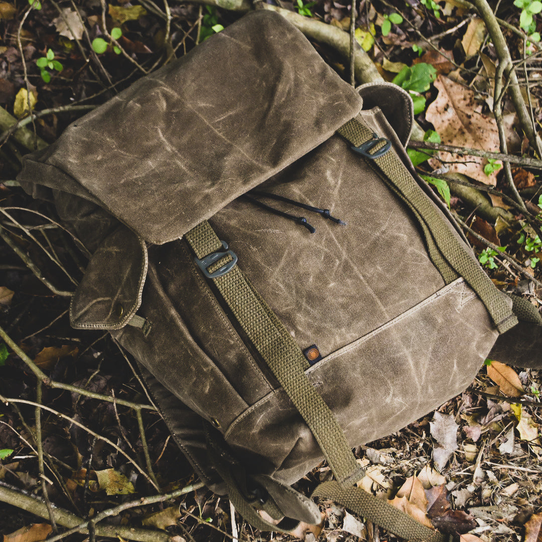 MADE TO ORDER - DAY PACK- FIELD TAN