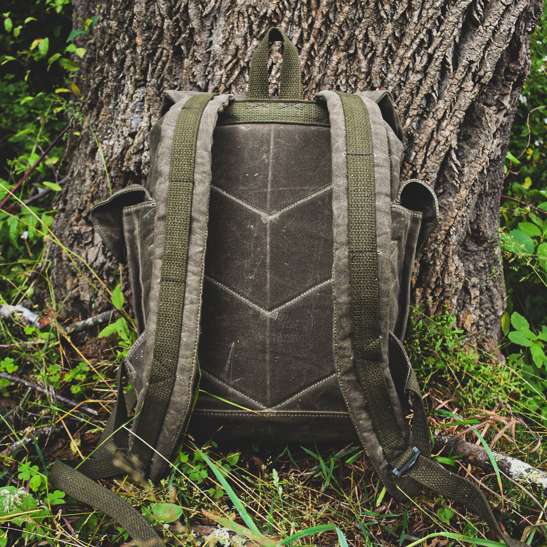 DAYPACK- Field Tan