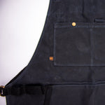 Load image into Gallery viewer, CRAFTSPERSON APRON- Black