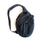Load image into Gallery viewer, MADE TO ORDER - SLING BAG- BLACK, OLIVE, OR FIELD TAN