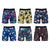 Boxer Brief 6 Pack - Cotton Softer Than Cotton & WarriorFit Hybrid Pack