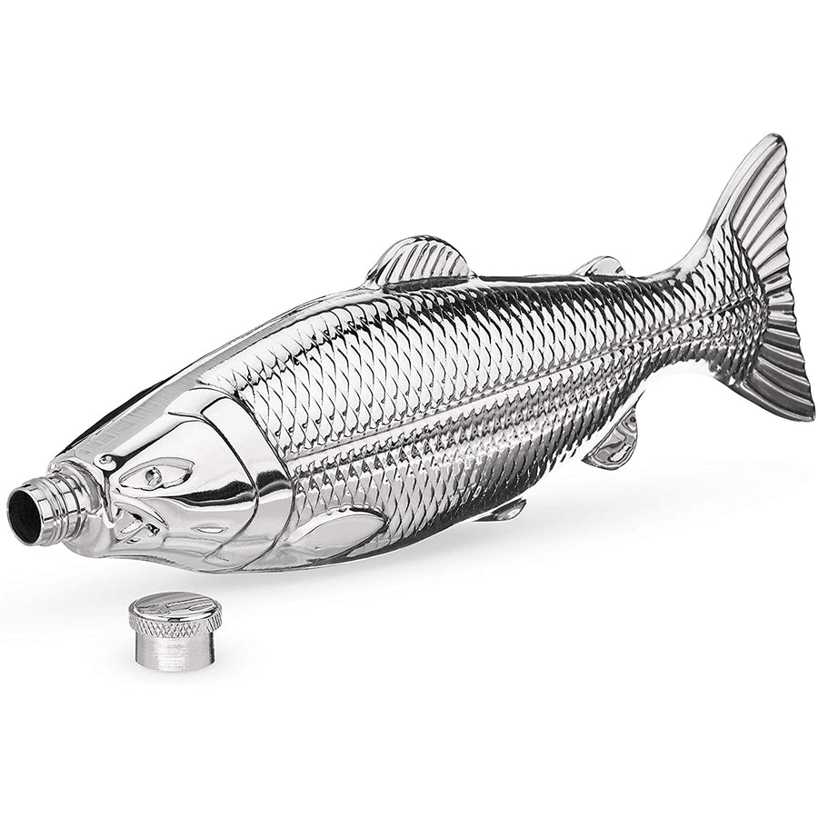 Stainless Steel Trout Flask