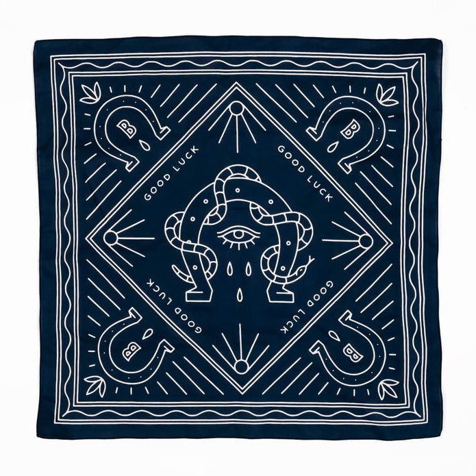 Bandits Bandana - Good Luck