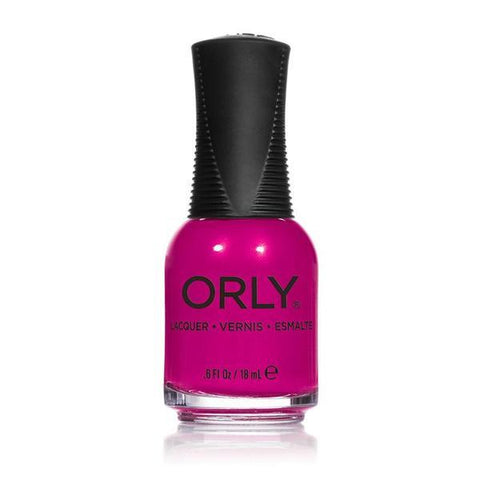 ORLY Lacquer (Shades of Pink)