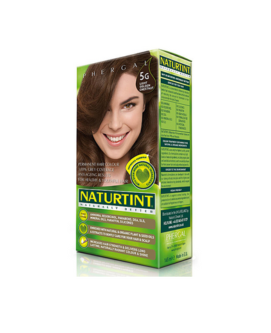 Naturtint Ammonia-free Hair Color 5G Light Golden Chestnut