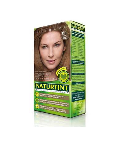Naturtint Ammonia-free Hair Color 6G Dark Golden Blonde