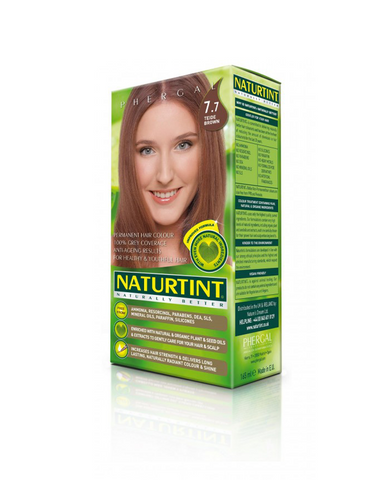 Naturtint Ammonia-free Hair Color 7.7 Teide Brown