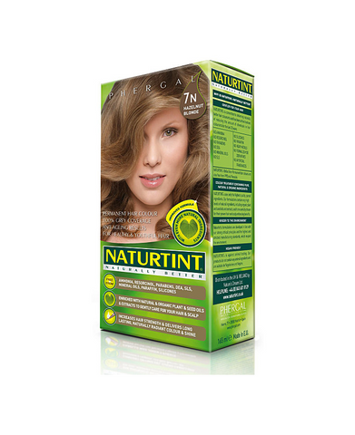 Naturtint Ammonia-free Hair Color 7N Hazelnut Blonde