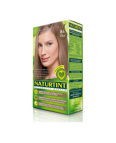Naturtint Ammonia-free Hair Color 8A  Ash Blonde
