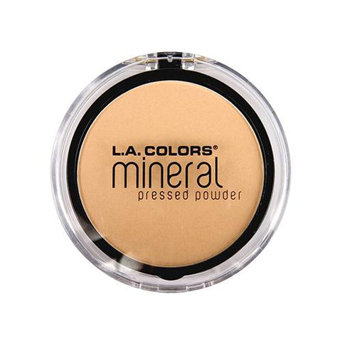 L.A. Colors Mineral Pressed Powder - Natural Beige