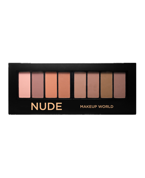 MakeUp World Eyeshadow Palette Nude