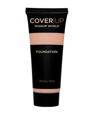 MakeUp World Foundation Natural