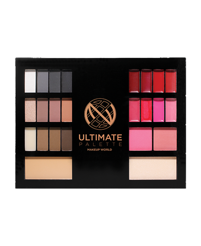 MakeUp World Ultimate Palette