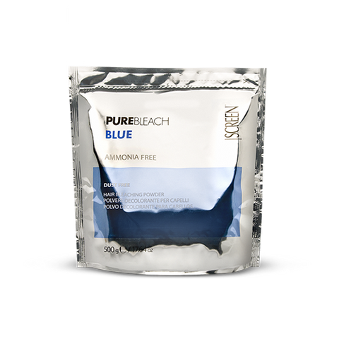 Screen Pure Bleach Blue Ammonia-free
