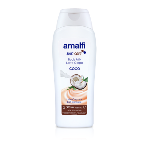 Amalfi Body Milk Coconut 500 ml