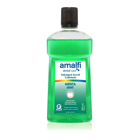 Amalfi Mouth Wash Mint 500ml