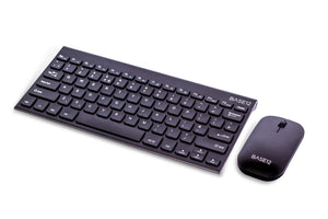 Ultra-Slim Wireless Keyboard and Mouse